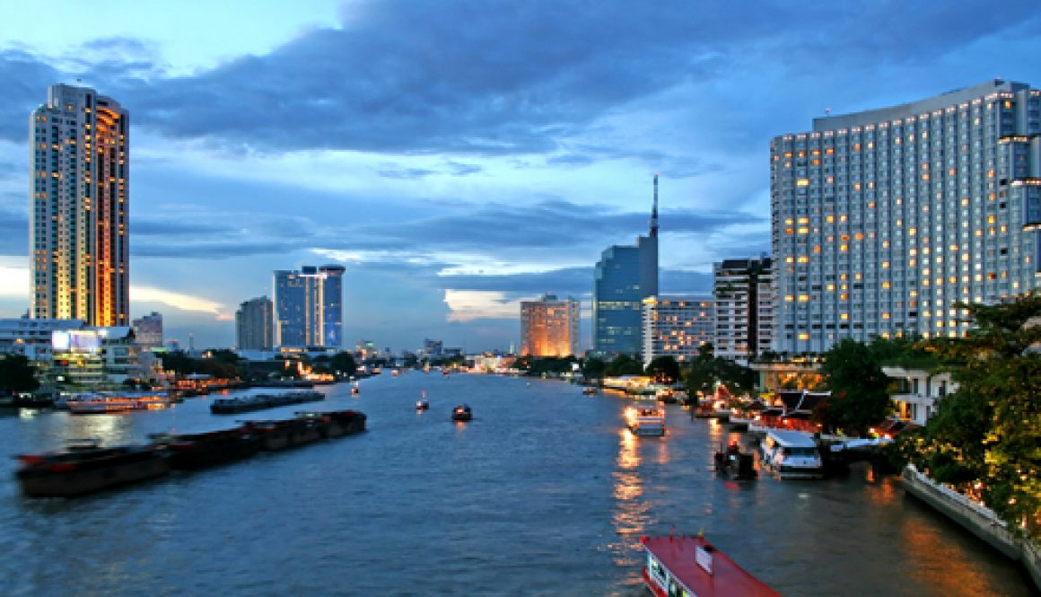 Veja Bangkok Em Tempo Real Missão Tailândia Expedição