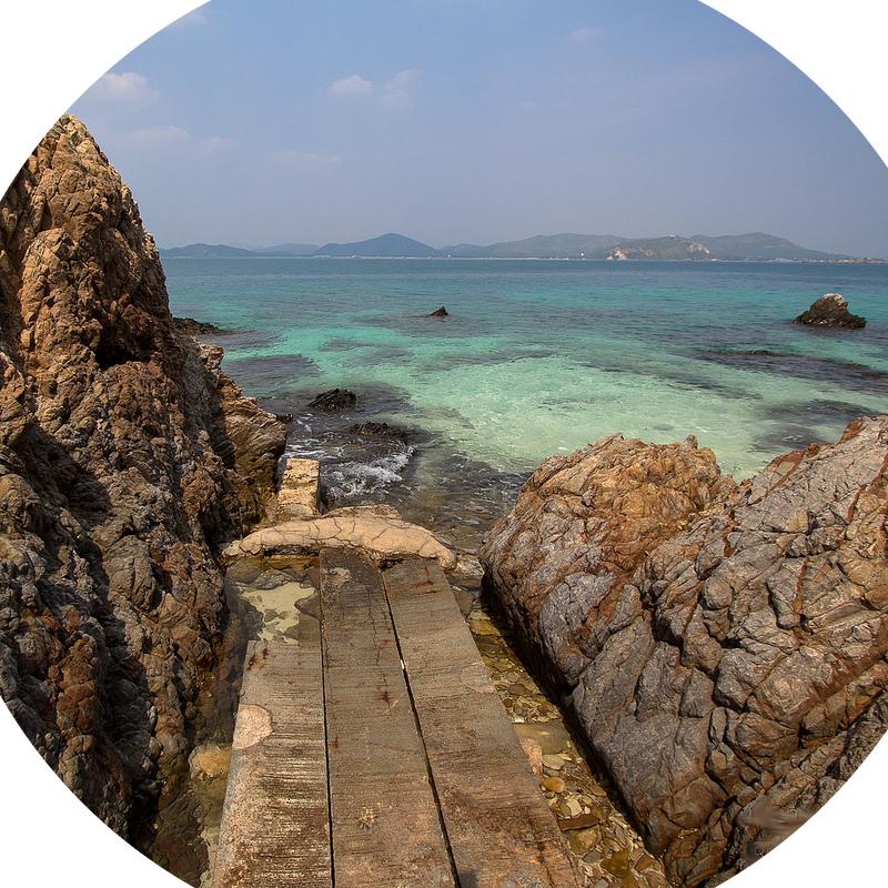 Ilha Kho Kham Praia Sem Turista Tailandia