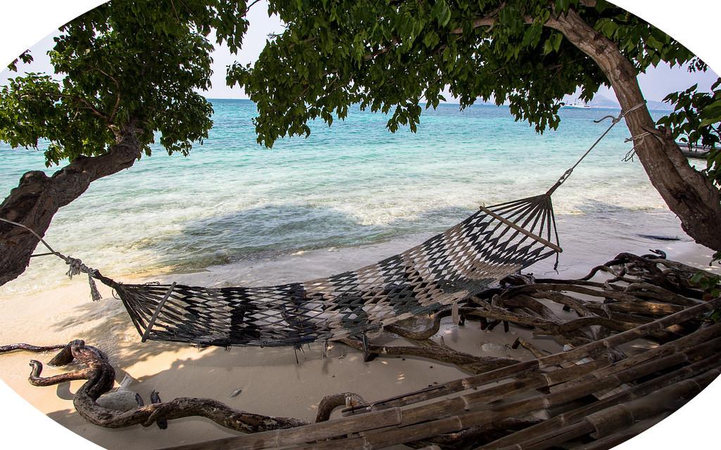 Ilha Kho Kham Tailandia Sem Turista