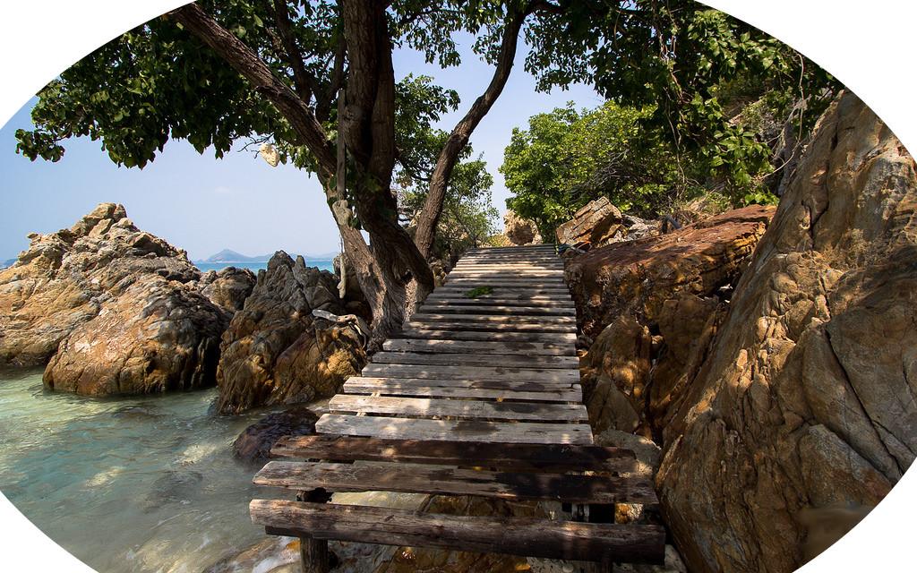 Praia Ilha Kho Kham - Explorando o Turísmo ainda não explorado.