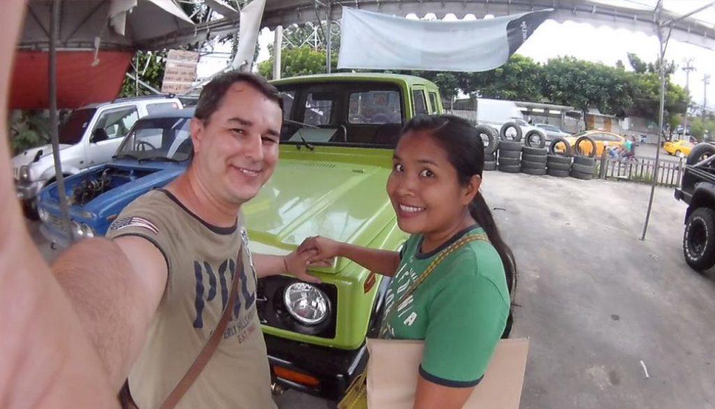 Expedição Missão Tailândia & Missão Samurai