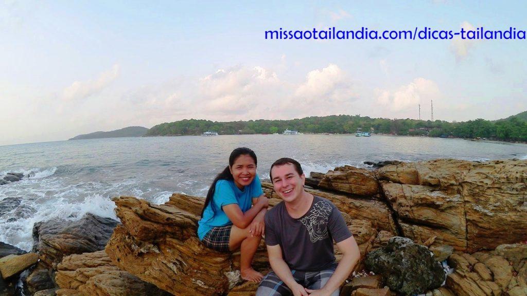 Praias Paradisíacas e ilhas da Tailandia