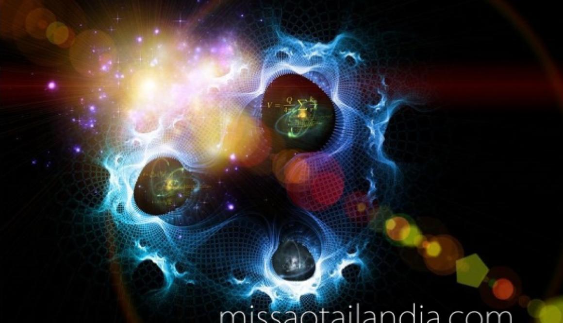 Jesus Fala do Reino de Deus no Átomo Física Quântica