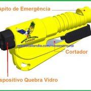Salva Vidas de Bolso Dispositivo de Saida de Emergência de Ação Rápida (3)