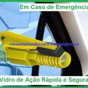 Salva Vidas de Bolso Dispositivo de Saida de Emergência de Ação Rápida (4)