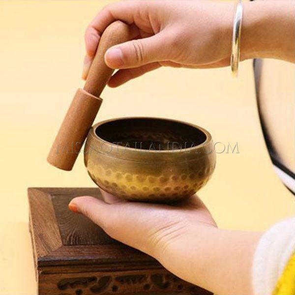 Sino Tibetano de Meditação Ressonância Harmônica 95mm (1)
