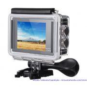 Camera Esportiva 4K H9 Wifi Usada nas Filmagens Externas do Canal Missão Tailândia Expedição (13)