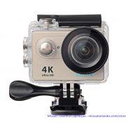 Camera Esportiva 4K H9 Wifi Usada nas Filmagens Externas do Canal Missão Tailândia Expedição (9)